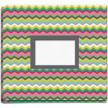 Mambi - MULTICOLORED CHEVRON - scrapbookové album