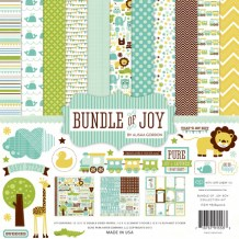 Echo Park - BUNDLE OF JOY BOY Collection Kit - kompletní sada