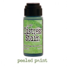 Ranger - Distress Stain PEELED PAINT - scrapbook