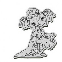 Stampendous - DRESS UP KIDDO - cling razítko