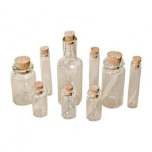 Tim Holtz - Idea-ology CORKED VIALS - scrapbook